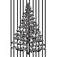 Christmas Day- Metal Tree Doodle