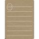 Toolbox Calendar 2 - Monthly Doodled Journal Card - Egg 2