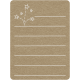 Toolbox Calendar 2 - Monthly Doodled Journal Card - Fireworks