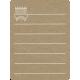Toolbox Calendar 2 - Monthly Doodled Journal Card - Menorah