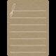 Toolbox Calendar 2 - School Doodled Journal Card - Paint Brush