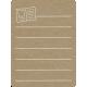 Toolbox Calendar 2 - School Doodled Journal Card - Book