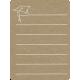 Toolbox Calendar 2 - School Doodled Journal Card - Graduation Cap