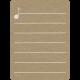 Toolbox Calendar 2 - School Doodled Journal Card - Music Note