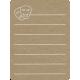 Toolbox Calendar 2 - School Doodled Journal Card - Theatre