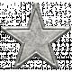 Toolbox Calendar- Metal Star Doodle