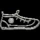 Toolbox Calendar- Metal Shoe Doodle