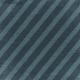 Bad Day- Blue Diagonal Stripes Paper
