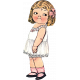 For The Love Of My Girls- Paper Doll 3