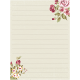 A Mother's Love- Journal Card- Roses