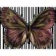 Yesteryear- Butterfly