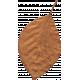 Yesteryear- Orange Leaf