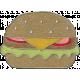 Picnic Day - Hamburger Doodle 2