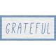 Enchanting Autumn- Grateful Word Art
