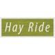 Enchanting Autumn- Hay Ride Word Art