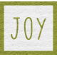 Enchanting Autumn- Joy Word Art