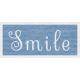 Enchanting Autumn- Smile Word Art