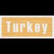 Enchanting Autumn- Turkey Word Art