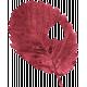 Cozy Day- Red Leaf