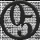 Toolbox Numbers- Black Circle Number 05