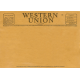 Grandpa's Desk- Western Union Ephemera