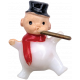 Memories & Traditions- Snowman Toy