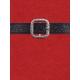 Memories & Traditions- 3x4 Santa Belt Journal Card