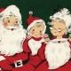 Memories & Traditions- 4x4 Santa Journal Card