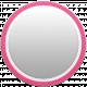 Toolbox Calendar- Date Sticker Kit- Base Stickers- Dark Pink Thick Border