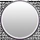 Toolbox Calendar- Date Sticker Kit- Base Stickers- Dark Purple Thin Border