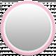 Toolbox Calendar- Date Sticker Kit- Base Stickers- Light Pink Thick Border
