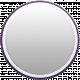 Toolbox Calendar- Date Sticker Kit- Base Stickers- Purple Thin Border