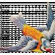 Toolbox Needlework- Flying Bird