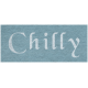 Winter Day- Chilly Word Art