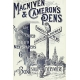 Family Day- Macniven & Cameron's Pens Label