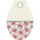 Family Day- Floral Tag