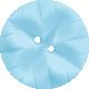 Summer Lovin' Mini- Blue Button