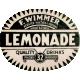 Slice of Summer- Lemonade Logo Label