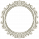 Digital Day - Cream Ornate Frame