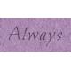 Digital Day- Always Word Art