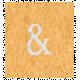 Digital Day- Ampersand Word Art