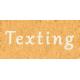 Digital Day- Texting Word Art