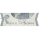 For the Love of Peace- Make a Difference Word Art