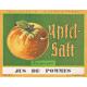 Apple Crisp- Label Ephemera 07
