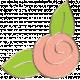 Apple Crisp- Flower Doodle 02