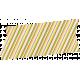 Apple Crisp- Stripe Washi Tape