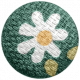 Day of Thanks- Green Button