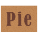 Day of Thanks- Pie Word Art