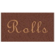 Day of Thanks- Rolls Word Art