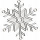 Home for the Holidays Doodle Kit 1 - Snowflake Doodle 06